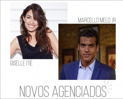 Novos agenciados