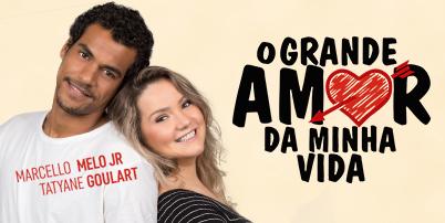 O GRANDE AMOR DA MINHA VIDA